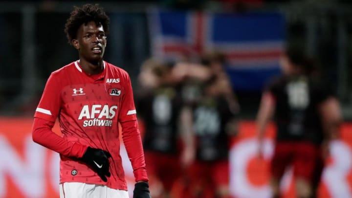Felix Correia zeigte in Alkmaar zuletzt gute Leistungen