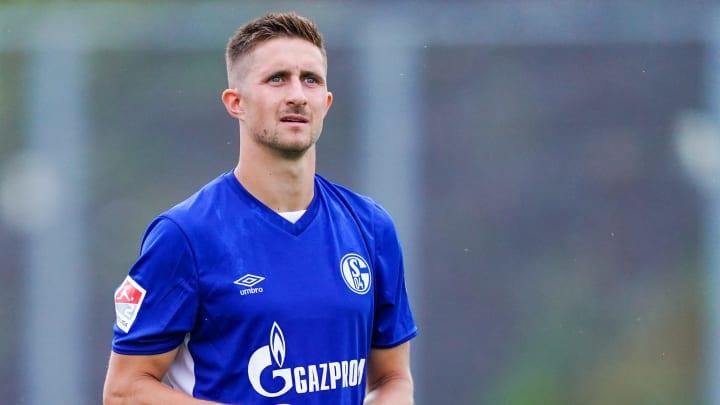 Reinhold Ranftl soll auf Schalke für reichlich Flanken sorgen