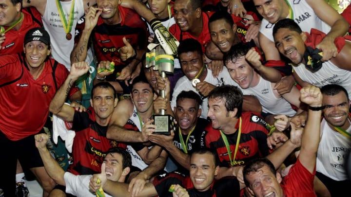 Brasileirão, Copa do Brasil, Tri do Nordestão e mais: relembrar os maiores momentos da história do Sport.