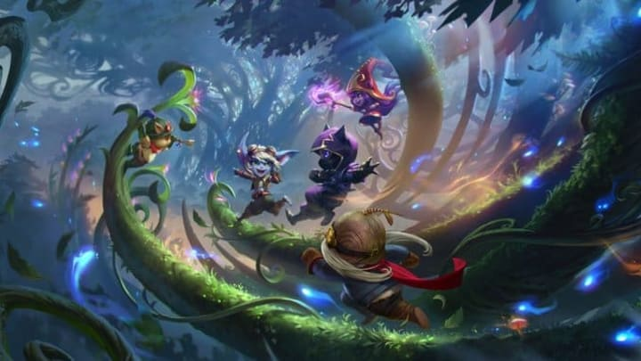 The Yordle Event is set to be the first Wild Rift event of the new year