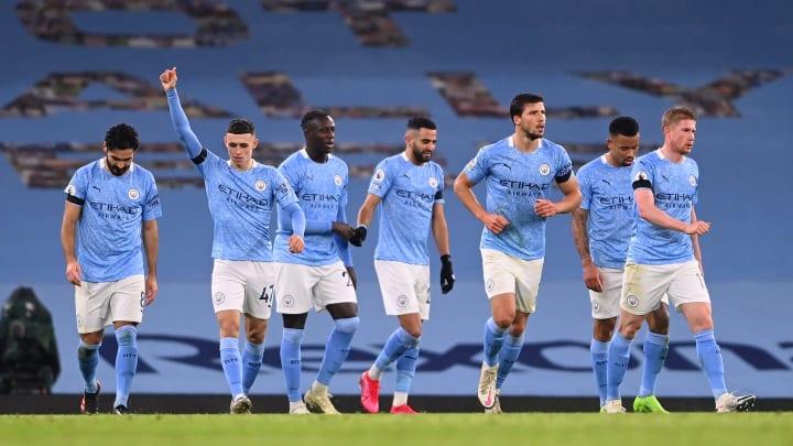 City thrashed Burnley 5-0 on Saturday