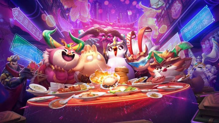 The 5 Best TFT Compositions to Play in Set 4.5