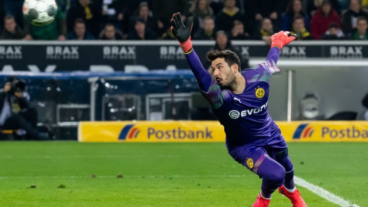 Roman Bürki steht beim FC Chelsea auf dem Zettel