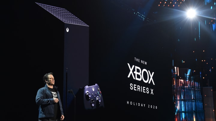The Xbox Series X may be one of two consoles Microsoft is planning for a holiday 2020 release.
