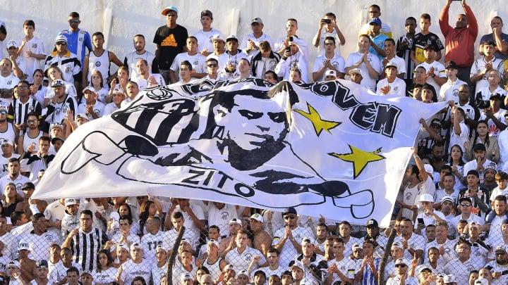 Bandeira Zito Santos