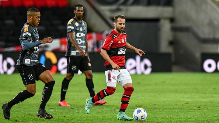 Flamengo e ABC medem forças pela partida de volta das oitavas de final da Copa do Brasil.