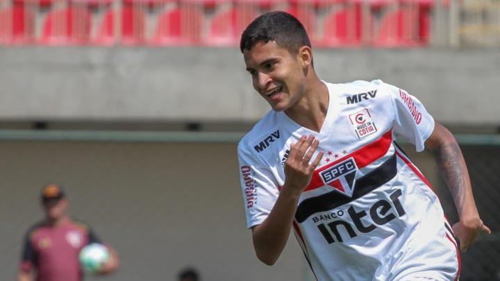 Rodrigo Nestor assinou novo vínculo com o Tricolor