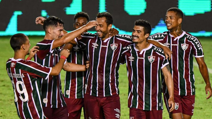 Fluminense goleou o Macaé por 4 a 0