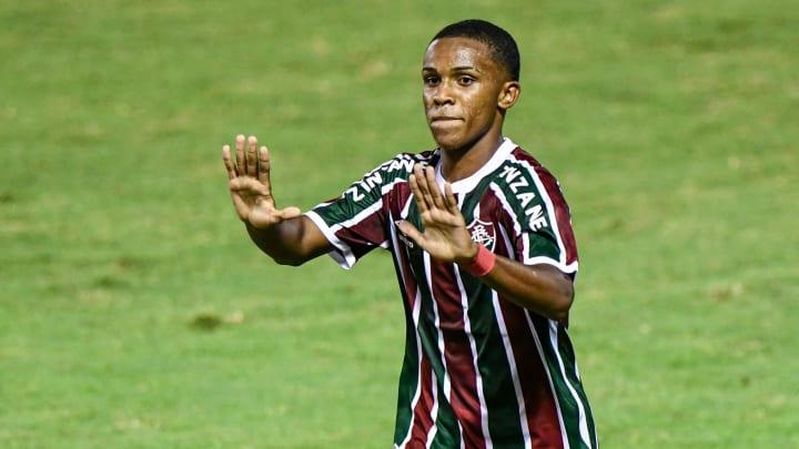 fluminense kayky campeonato carioca