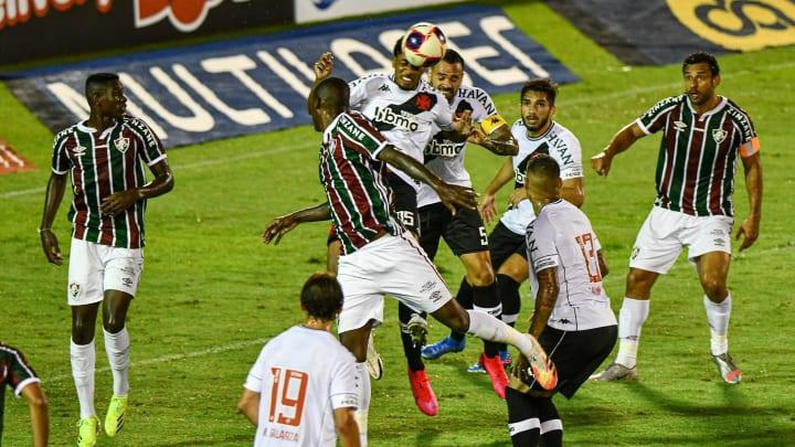 Fluminense e Vasco fizeram clássico bem abaixo da média