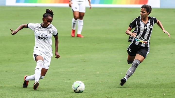 Ceará e Botafogo duelaram no Niltão