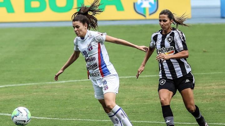 Botafogo e Napoli subiram para a primeira divisão