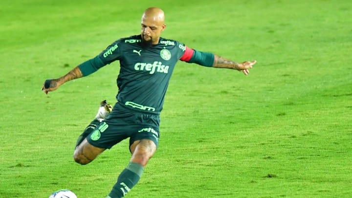 Felipe Melo fez bom jogo em Bragança