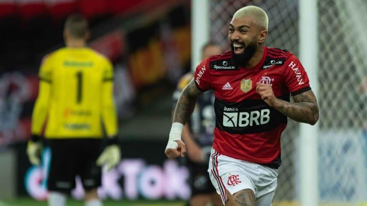 Atacante, agora, está no top 10 de artilheiros da Copa do Brasil