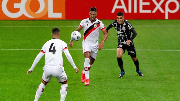 Nathan Silva pertence ao Atlético-MG