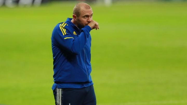 Treinador deixou o clube após empate com o Londrina