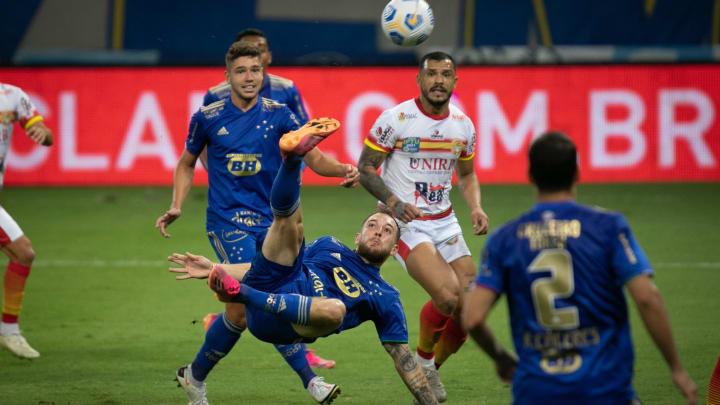 Cruzeiro foi eliminado pela Juazeirense