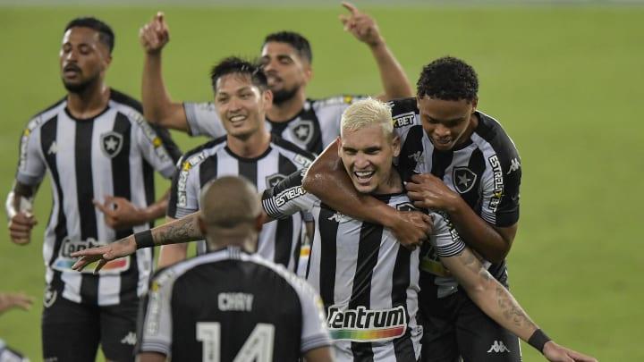 Com sólida campanha na Série B, Enderson Moreira levou o Botafogo ao G4