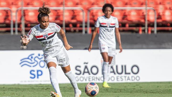 São Paulo foi vice da Copa Paulista 2020
