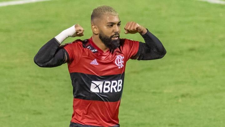 Gabigol brilhou no primeiro tempo contra o Madureira