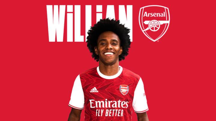 Willian Arsenal