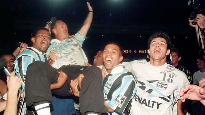 Felipão Grêmio 1996 campeão