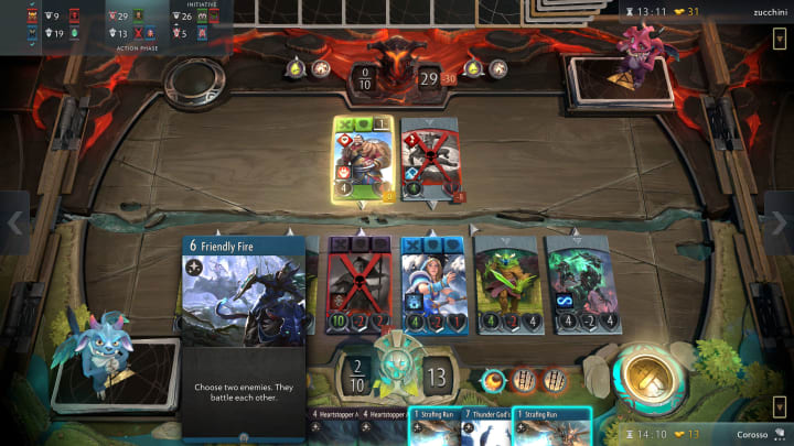 Artifact is now free to play in both Classic and Foundry forms.