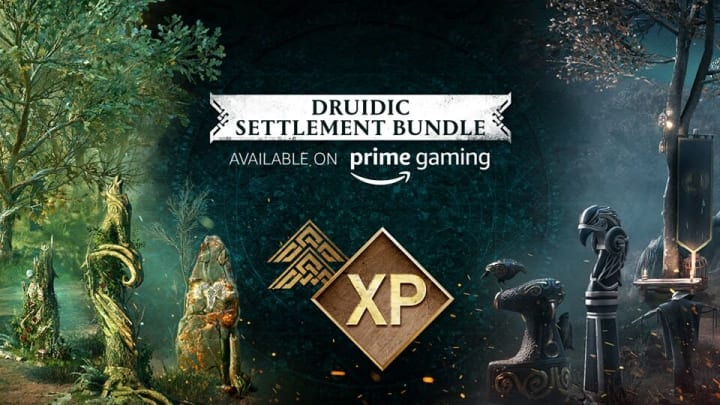Ubisoft has released a new settlement cosmetics pack to celebrate the release of the Assassin's Creed: Valhalla, Wrath of the Druids expansion.