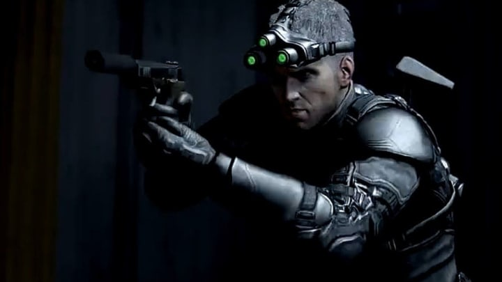 A Splinter Cell Netflix series is in the works!