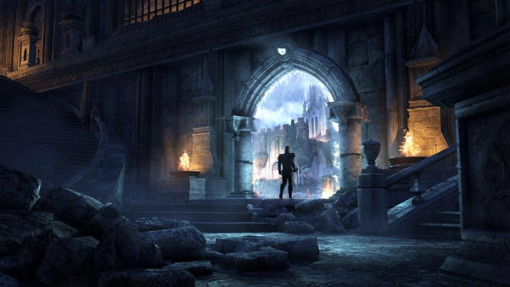 Elder Scrolls Online (ESO) players will never need to brave the world again with in-game Companions.