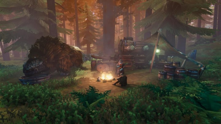 One clever Valheim warrior has created a useful Portal Room that even the Allfather would be proud of.