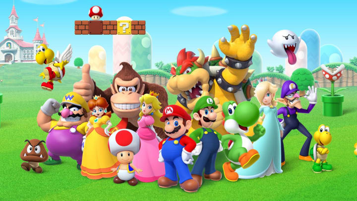 5 best Mario spinoff games