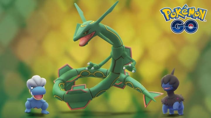 Here's all of the cool rewards you can get during Pokémon GO Ultra Unlock Dragon Week.