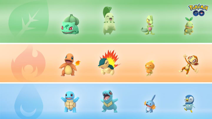 The Sinnoh leg of the Pokémon GO Throwback Challenge is here!