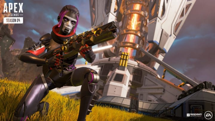 New Apex Legends weapons appeared in voice lines discovered in a data mine Tuesday.