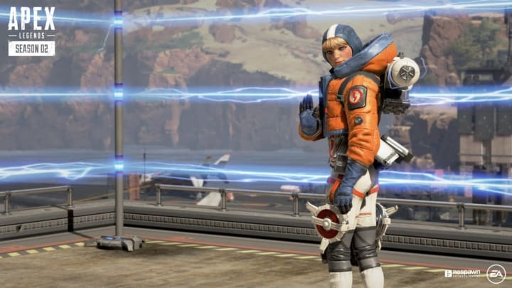 Apex Legends' latest update accidentally nerfed Wattson's ultimate.