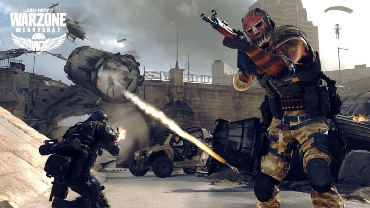PlayStation users that haven't played Warzone yet may be wondering if they can play the game without PlayStation Plus. | Photo by Activision