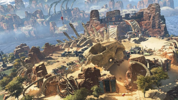 Here are the best spots to drop in Kings Canyon and World's Edge during the Apex Legends Genesis Collection Event.