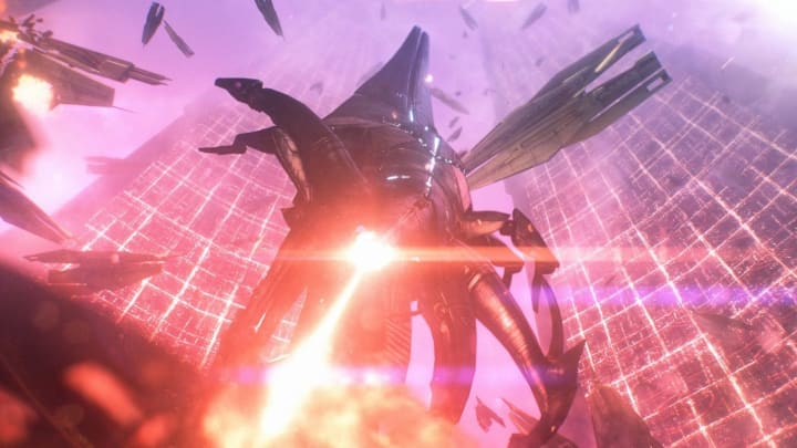 Mass Effect Legendary Edition is a shot-for-shot remake of the first three games in the franchise.