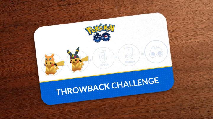 Hoenn Challenge Pokemon GO tasks and rewards explained.