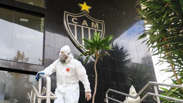 O Atlético tem a autorização da FMF para utilizar a Cidade do Galo.