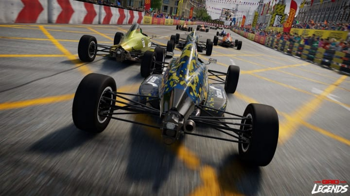 GRID Legends, Codemasters' upcoming story-driven racing game, is set to release in 2022 for PlayStation, Xbox and PC.
