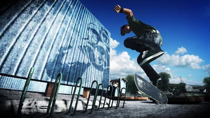 The fourth Skate game will have a new announcement tomorrow, with little known as to what's to come for the franchise. | Photo by Electronic Arts