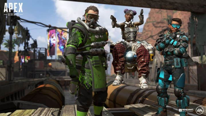 New Skins and Events may be coming to Apex Legends before the end of Season 8
