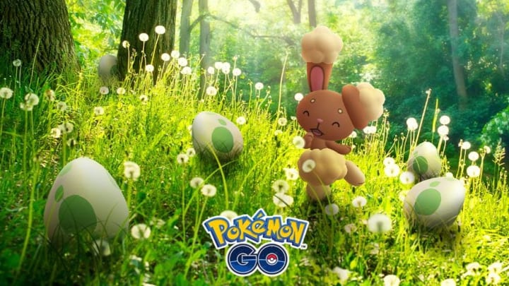 Pokemon GO's Spring Into Spring event kicks off today, April 4, bringing unique spawns to a neighborhood near you.
