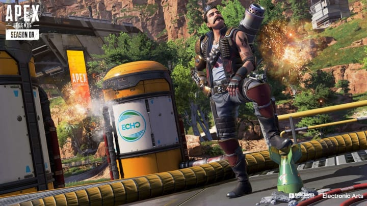 Players complaining about a lack of backpacks in Apex Legends Season will see a fix in the next week.