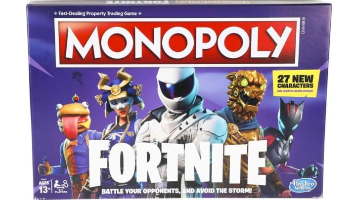 After partnering up with Monopoly on a Fortnite Edition board game in 2018, it appears Epic Games is primed to return the favor on the battle island.