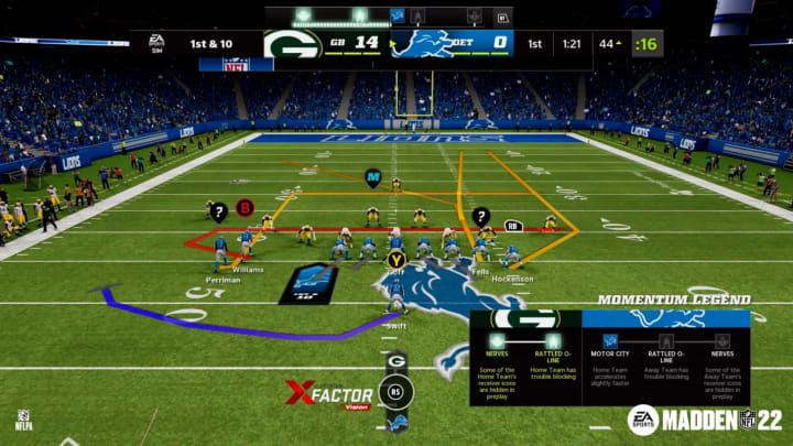 In Madden NFL 22 Franchise Mode, there is a final score bug that is currently costing players time and progress.