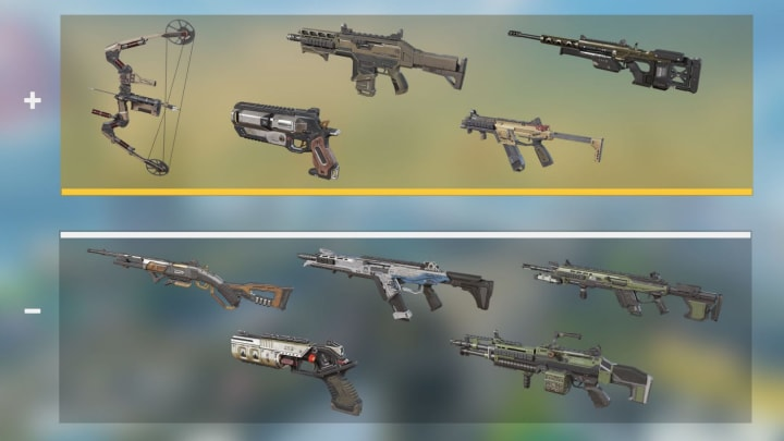 It appears that the Bochek Bow might be more powerful than Apex Legends developers originally intended.
