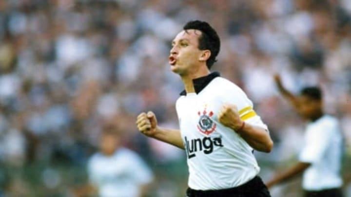 Craque Neto foi um dos grandes personagens do Corinthians da década de 1990.